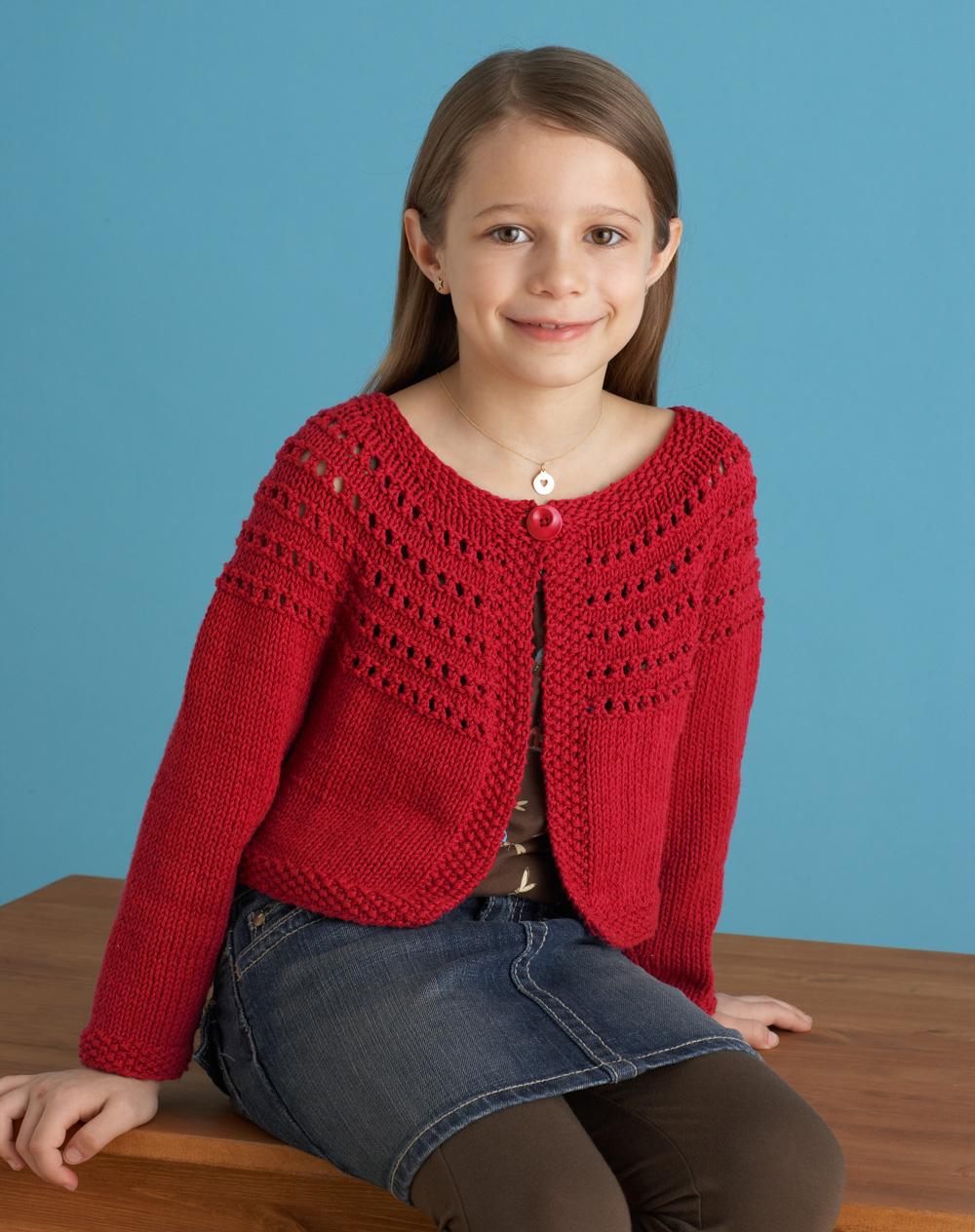 Free Crochet Patterns Little Girl Sweaters ~ Traitoro for .